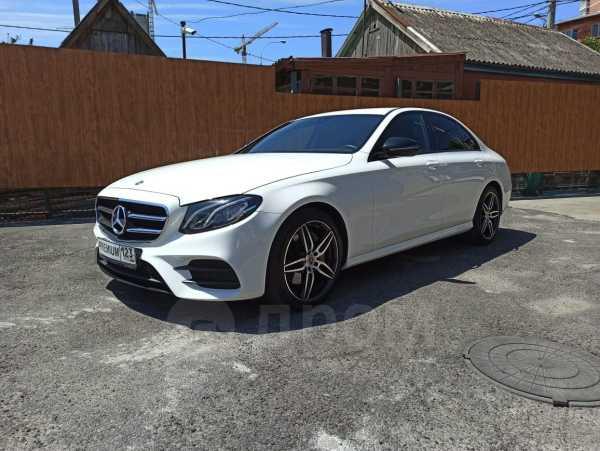 Mercedes-Benz E-Class, 2018 год, 2 300 000 руб.