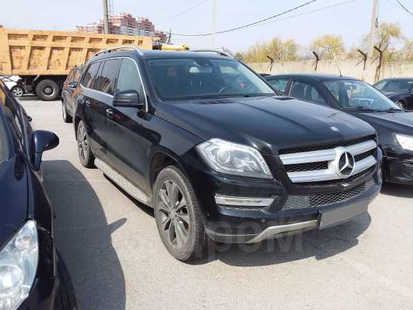 Mercedes-Benz GL-Class, 2012 год, 1 450 000 руб.