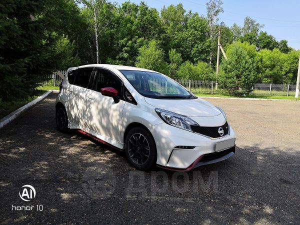 Nissan Note, 2014 год, 645 000 руб.