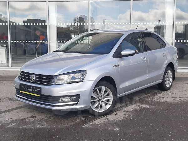 Volkswagen Polo, 2018 год, 805 000 руб.