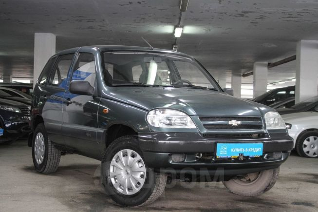 Chevrolet Niva, 2008 год, 299 000 руб.