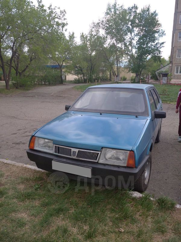 Лада 2109, 1999 год, 54 000 руб.