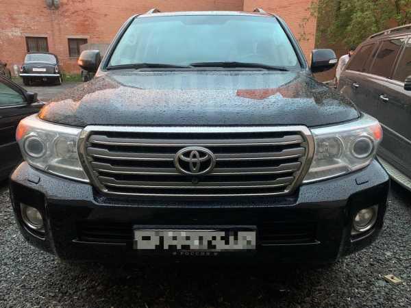 Toyota Land Cruiser, 2013 год, 1 950 000 руб.