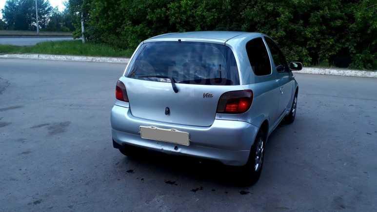 Toyota Vitz, 1999 год, 178 000 руб.