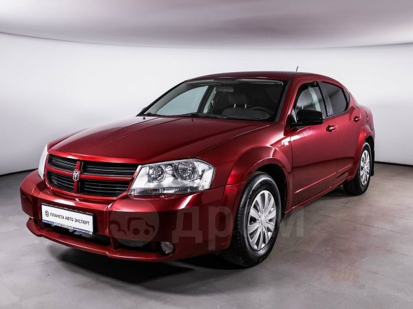 Dodge Avenger, 2007 год, 419 100 руб.