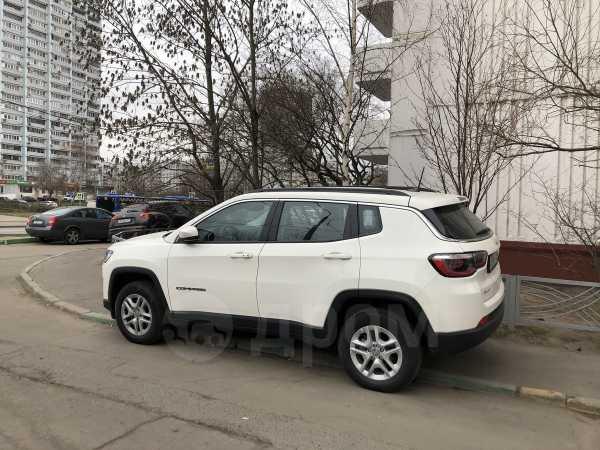 Jeep Compass, 2018 год, 1 800 000 руб.