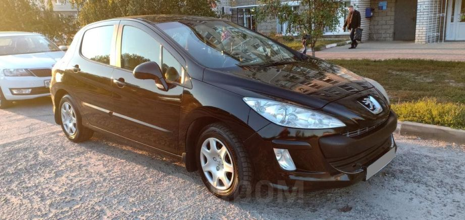 Peugeot 308, 2008 год, 205 000 руб.