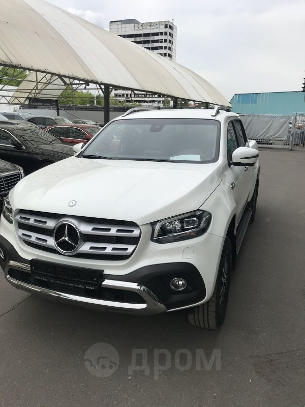 Mercedes-Benz X-Class, 2019 год, 4 250 000 руб.