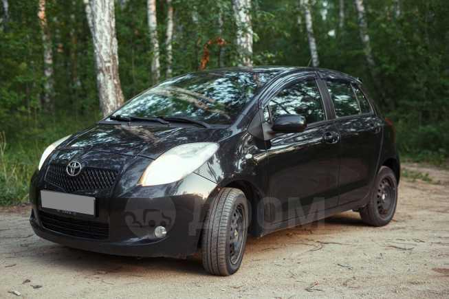 Toyota Yaris, 2008 год, 385 000 руб.