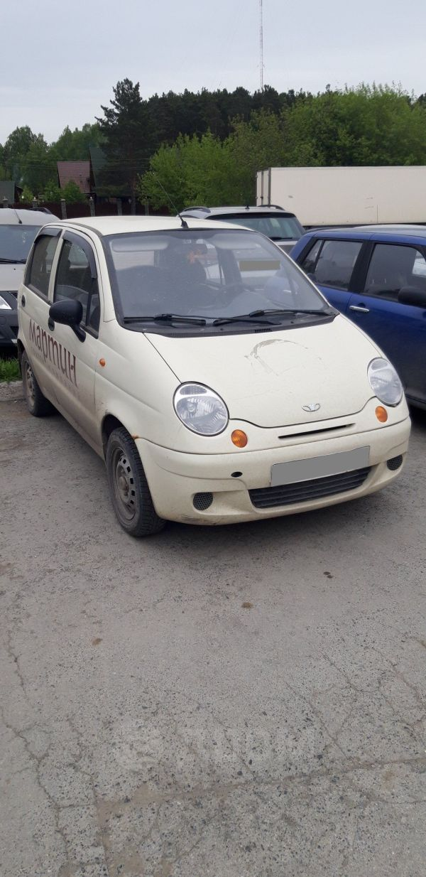 Daewoo Matiz, 2013 год, 85 000 руб.