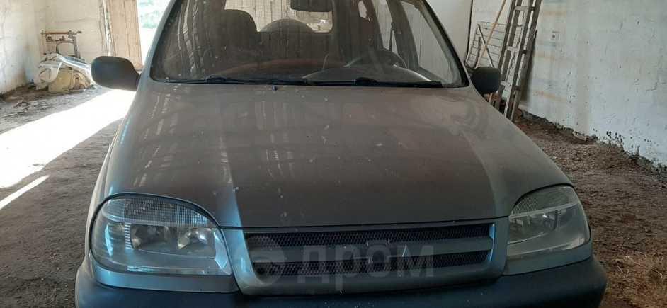 Chevrolet Niva, 2007 год, 181 000 руб.
