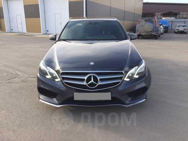 Mercedes-Benz E-Class, 2013 год, 1 430 000 руб.