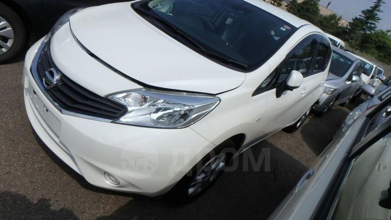 Nissan Note, 2014 год, 490 000 руб.