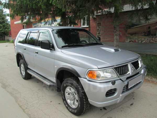 Mitsubishi Pajero Sport, 2007 год, 630 000 руб.