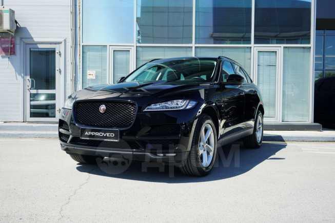 Jaguar F-Pace, 2017 год, 2 696 000 руб.