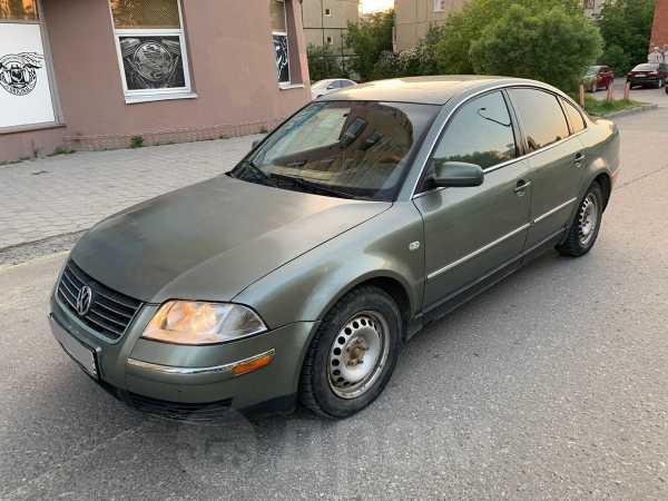 Volkswagen Passat, 2002 год, 140 000 руб.