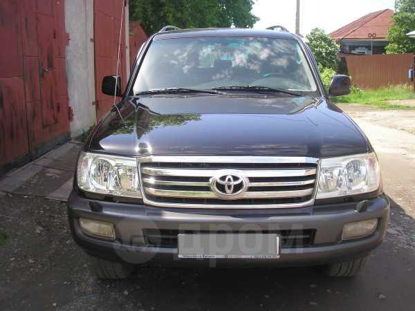 Toyota Land Cruiser, 2007 год, 1 700 000 руб.