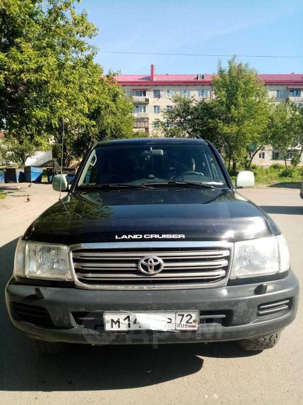 Toyota Land Cruiser, 2004 год, 1 690 000 руб.