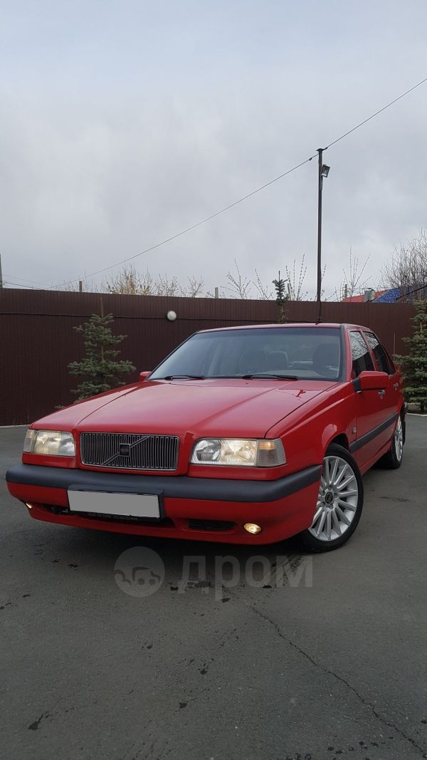 Volvo 850, 1996 год, 400 000 руб.