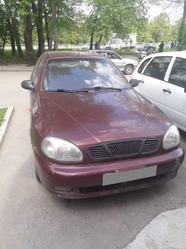 ЗАЗ Сенс, 2007 год, 65 000 руб.