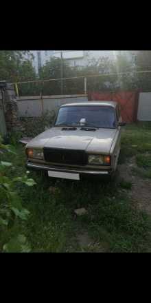 Шахты 2107 1986