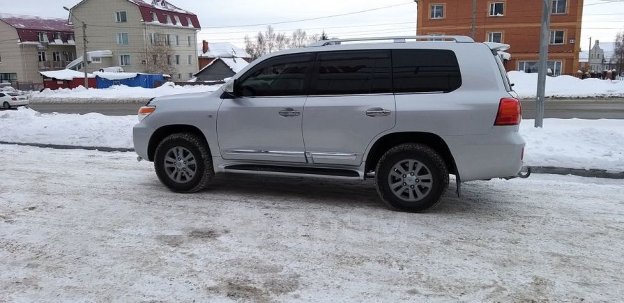 Toyota Land Cruiser, 2008 год, 1 400 000 руб.