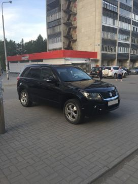 Екатеринбург Grand Vitara 2010