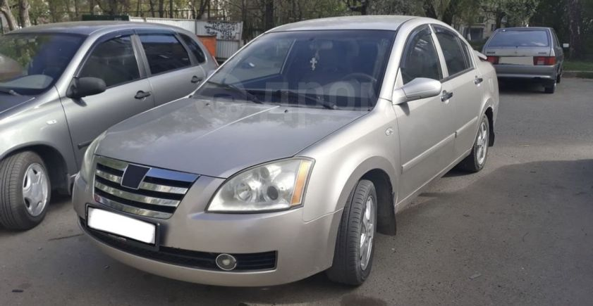 Chery Fora A21, 2007 год, 180 000 руб.