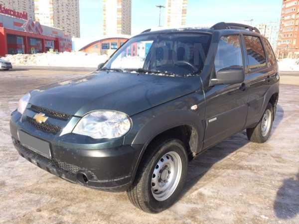 Chevrolet Niva, 2013 год, 292 000 руб.