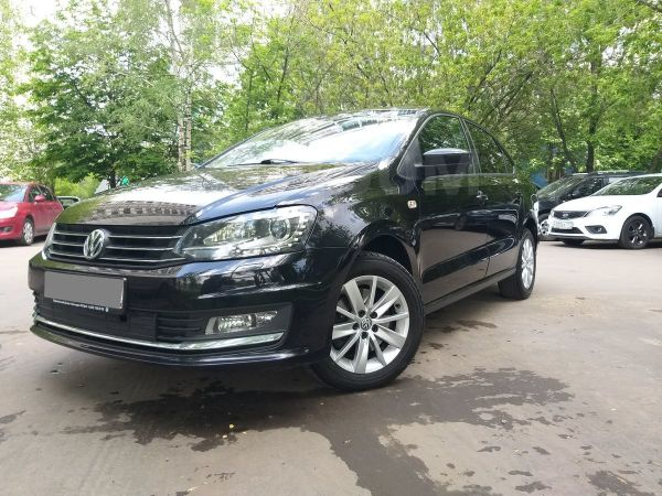 Volkswagen Polo, 2016 год, 549 000 руб.