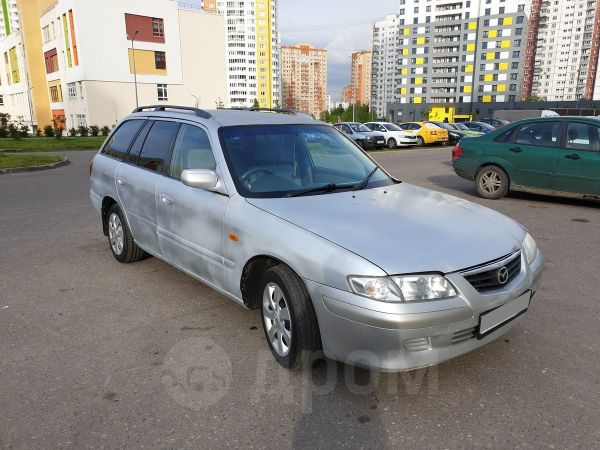 Mazda Capella, 2000 год, 78 000 руб.