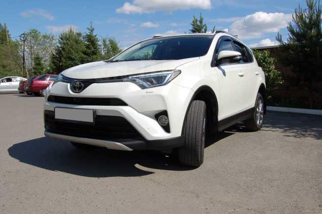 Toyota RAV4, 2016 год, 1 597 000 руб.