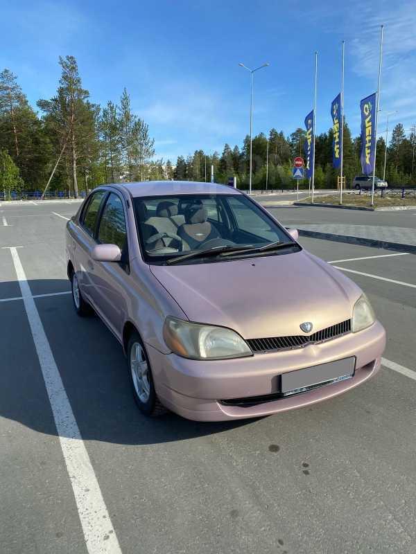 Toyota Platz, 2000 год, 150 000 руб.