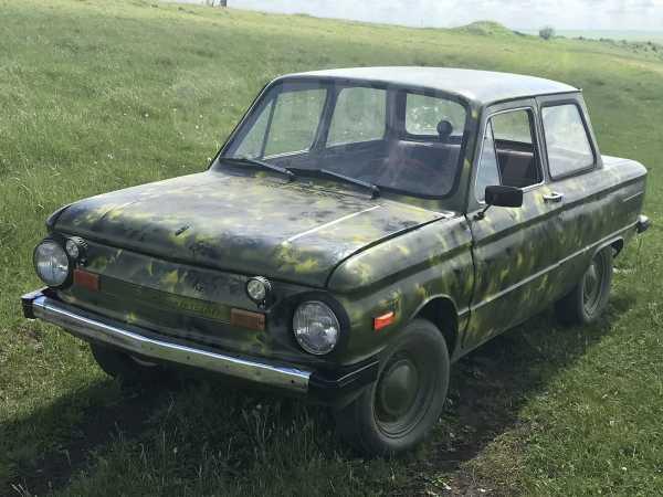 ЗАЗ Запорожец, 1987 год, 13 000 руб.
