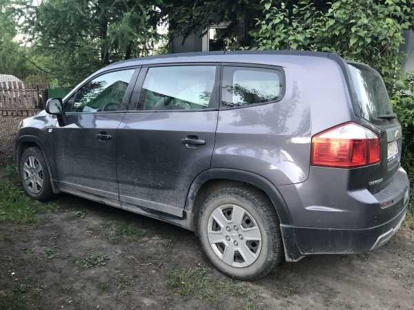 Chevrolet Orlando, 2012 год, 633 999 руб.