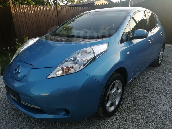 Nissan Leaf, 2011 год, 419 000 руб.