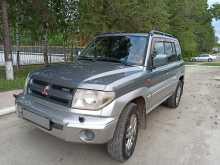 Новосибирск Pajero Pinin 2003