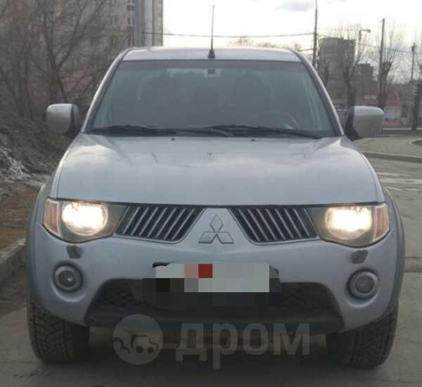 Mitsubishi L200, 2007 год, 600 000 руб.