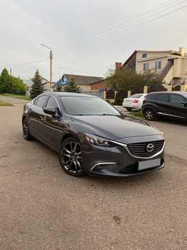 Казань Mazda6 2015