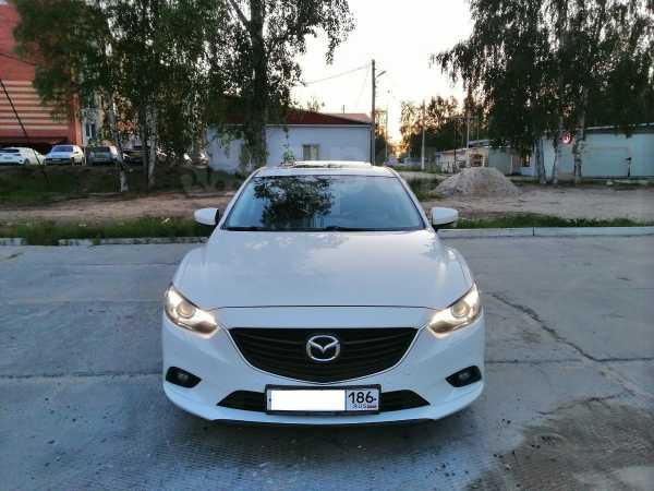 Mazda Mazda6, 2013 год, 1 100 000 руб.