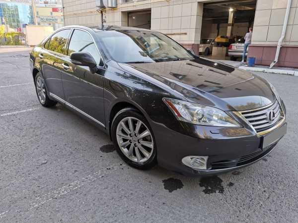 Lexus ES350, 2010 год, 999 999 руб.