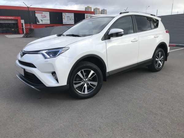 Toyota RAV4, 2017 год, 1 550 000 руб.