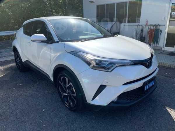 Toyota C-HR, 2016 год, 1 245 000 руб.
