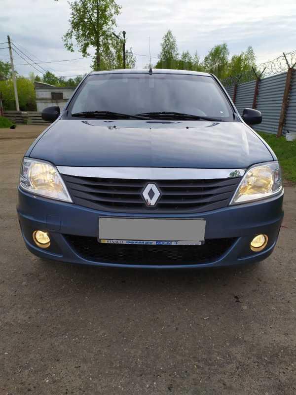Renault Logan, 2011 год, 325 000 руб.