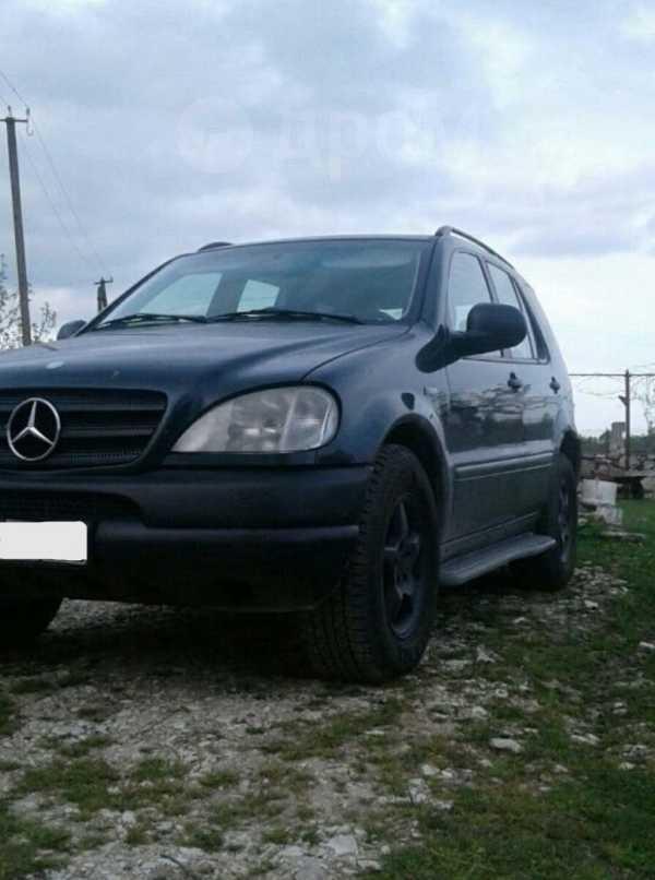 Mercedes-Benz M-Class, 1998 год, 310 000 руб.