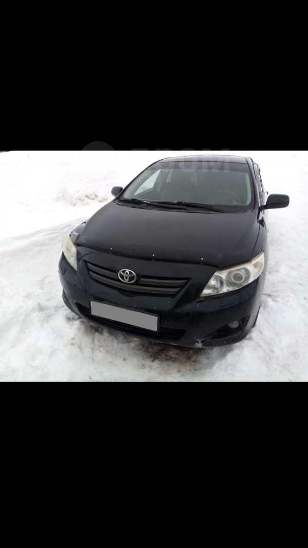 Toyota Corolla, 2007 год, 395 000 руб.