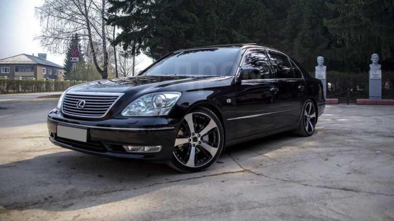Lexus LS430, 2004 год, 635 000 руб.