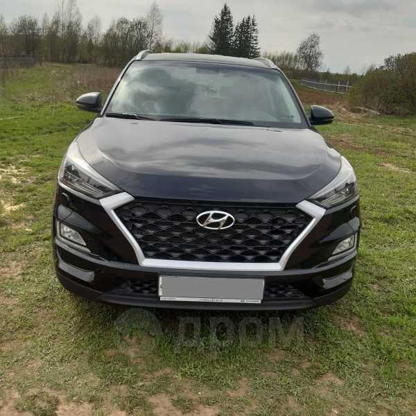 Hyundai Tucson, 2018 год, 1 570 000 руб.