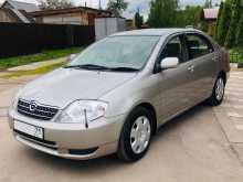 Новомосковск Corolla 2000