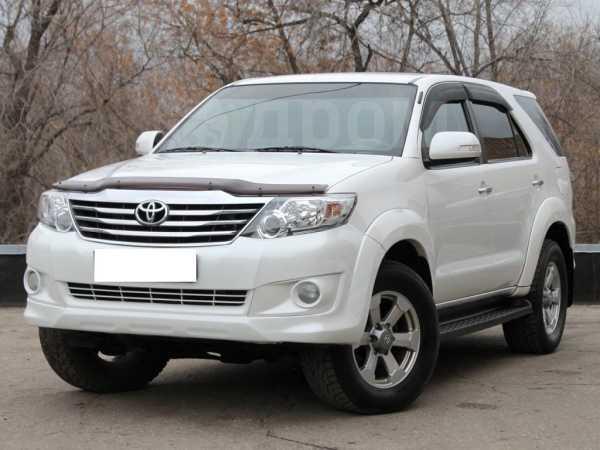 Toyota Fortuner, 2013 год, 1 650 000 руб.